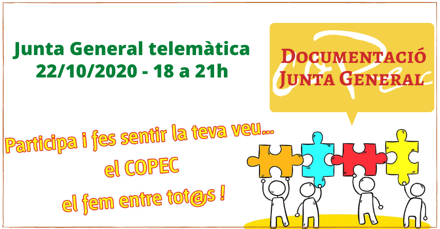 DOCUMENTACIÓ JUNTA GENERAL 2020
